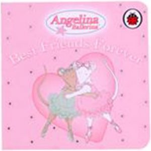 Angelina and Friends Ballet book