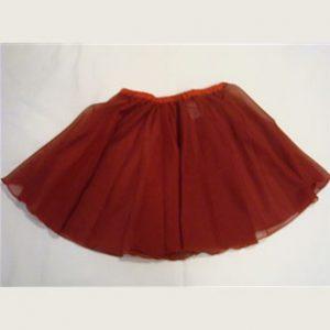 Circular ballet skirt