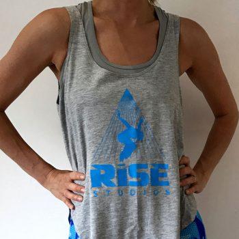 Rise flowy vest