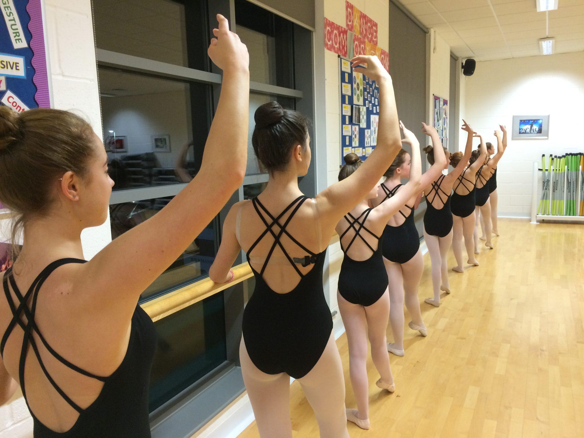 Uniform for Ballet Class