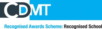 Dance classes in Watford. CDMT Recognised School logo