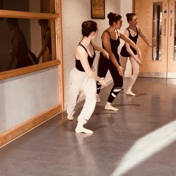 Dance ballet exams