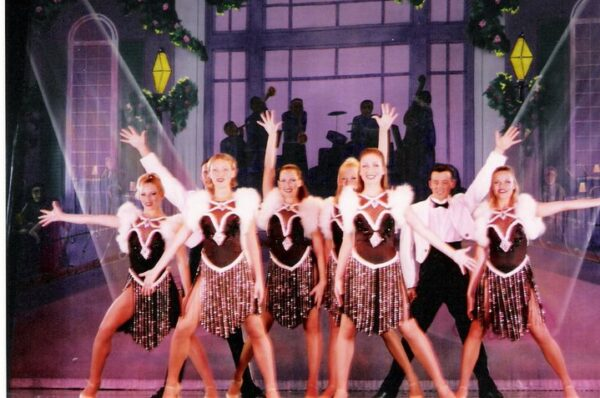 singing, dancing, acting