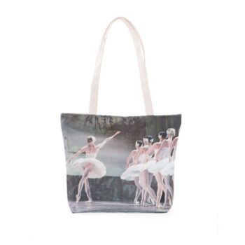 Revolution Ballet Tote Bag