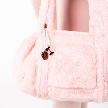 Repetto Fluffy Duffle Bag