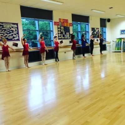 Ballet class 2