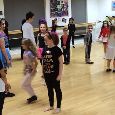 Musical Theatre Halloween 2