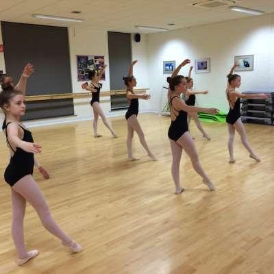 Ballet centre work