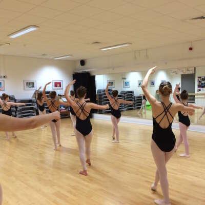 Ballet at Rise Studios Rickmansworth