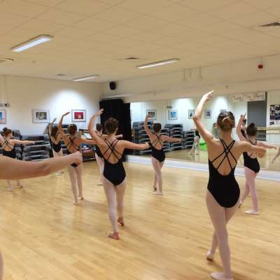 Ballet at Rise Studios Rickmansworth