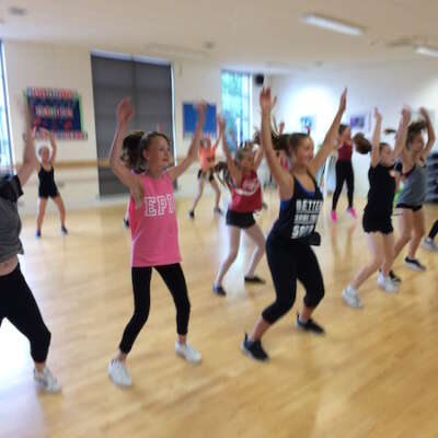 Dance classes 8 to 12 years
